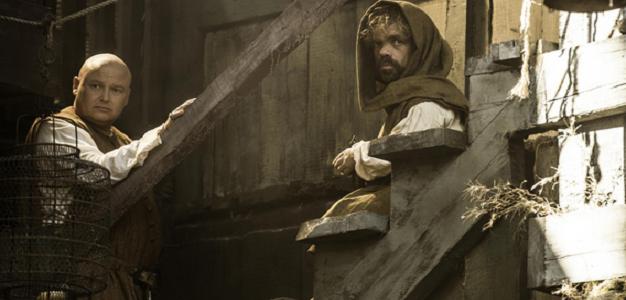 Varys e Tyrion Lannister