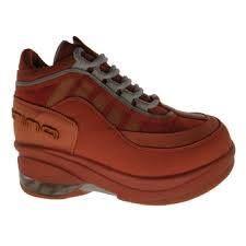 new concept 74f3c 3f879 fornarina fondo alto anni '90   Anni '90   Scarpe sandali ...