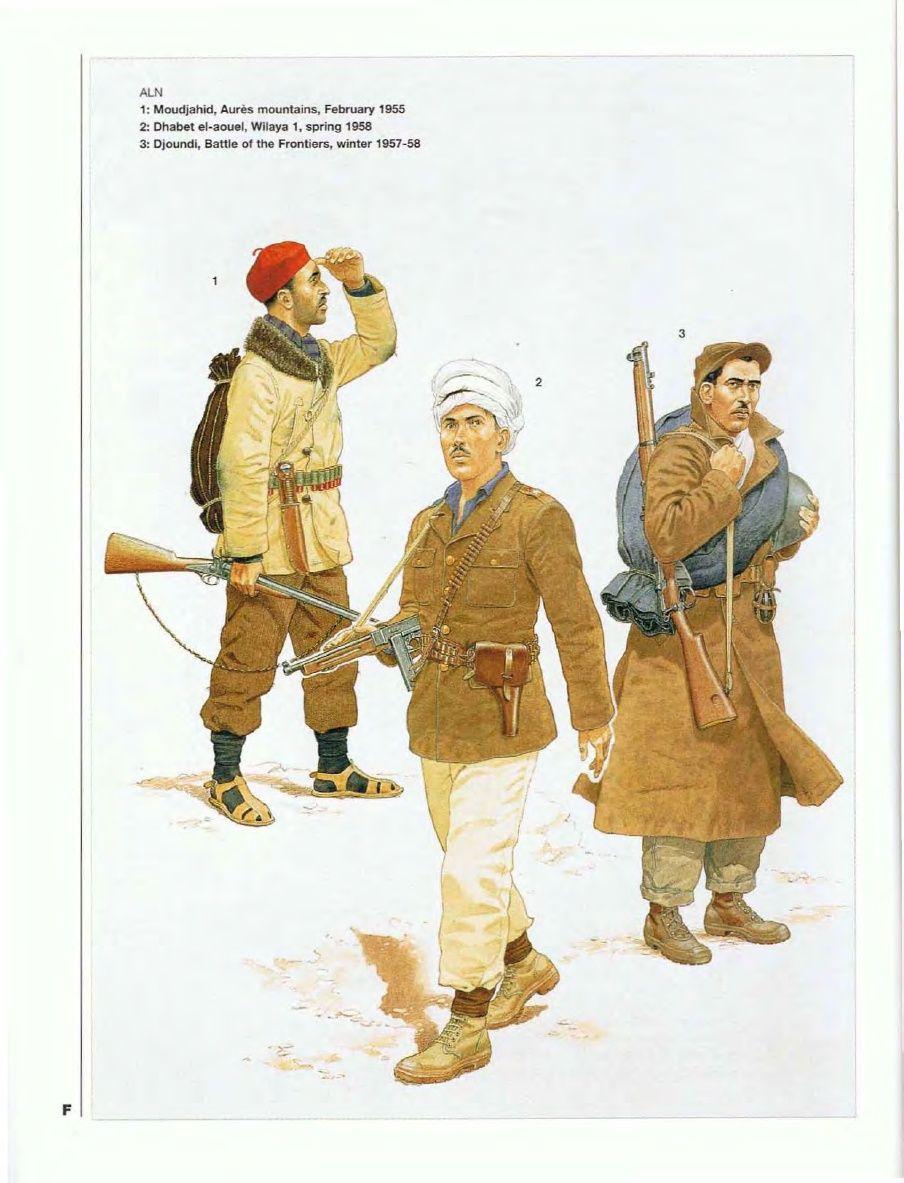 Ospreymaa312thealgerianwar195462阿尔叚利亚战争 army