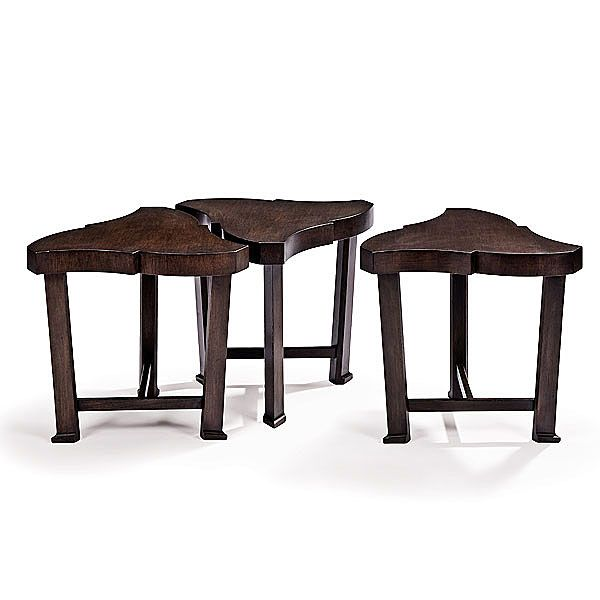 Superior Torque Interlocking Side Tables By Mcalpine Tankersley