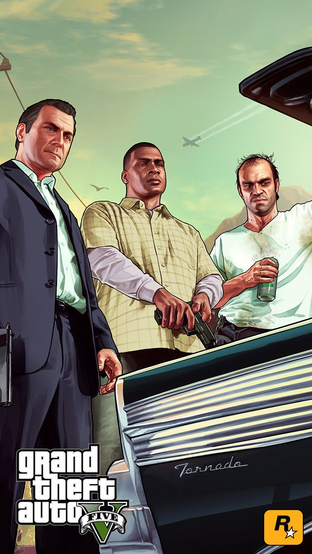 Gta V Phone Wallpaper Playstation Gta 5 Gta Gta 5 Pc