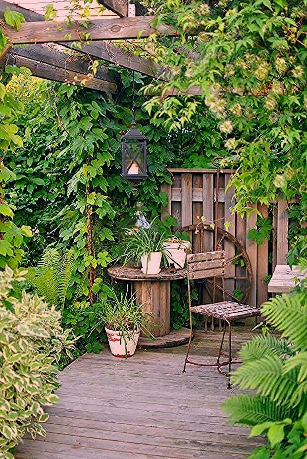 Photo of 45+ blühende Gartenideen im Landhausstil für einen bezaubernden Außenbereich – … – Garten