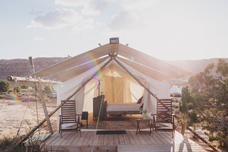 moab under canvas utah tipi safari tent c&ing c&out cityhomeCOLLECTIVE & moab under canvas utah tipi safari tent camping campout ...