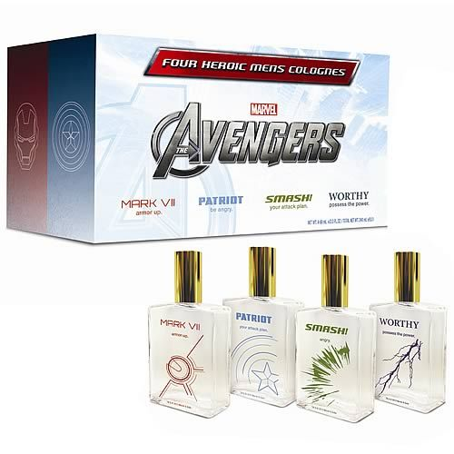 Jads International Nick Fury Infinity Formula Cologne for Men
