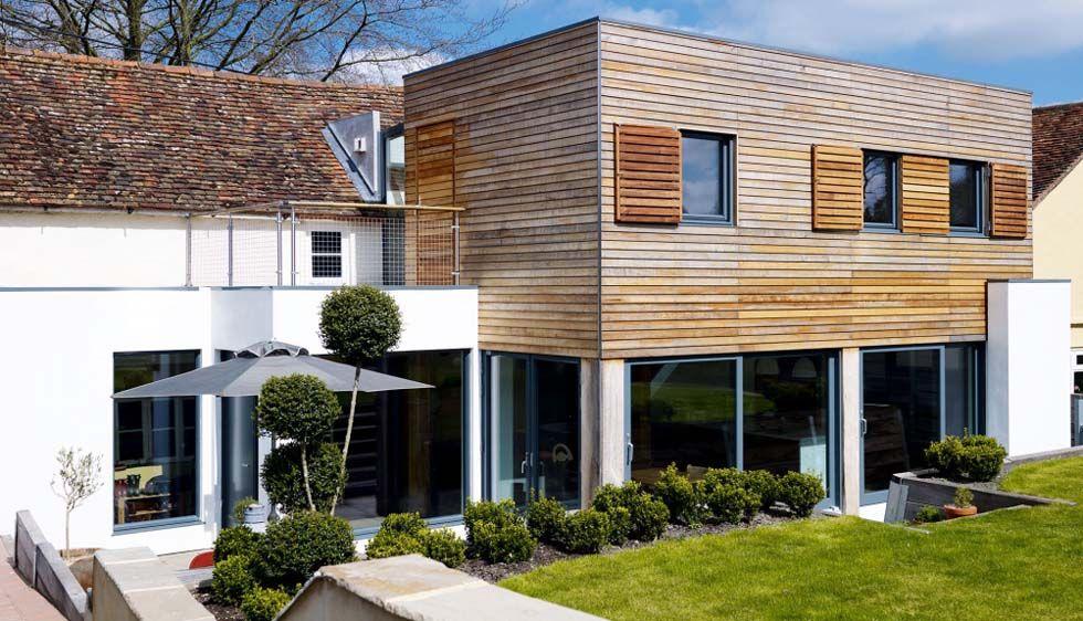 Listed Cottage Radical Extension · Cottage ExtensionDormer IdeasHouse ...