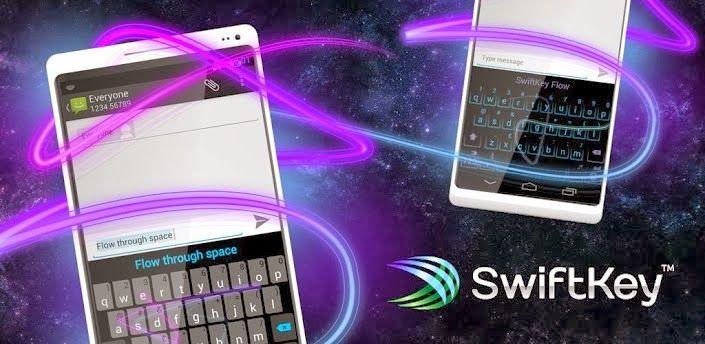 Swiftkey Keyboard Sebuah Aplikasi Keyboard Untuk Android Swiftkey Keyboard Memahami Bagaimana Kata Kata Bekerja Sama Memberikan Keyboard Aplikasi Kata Kata
