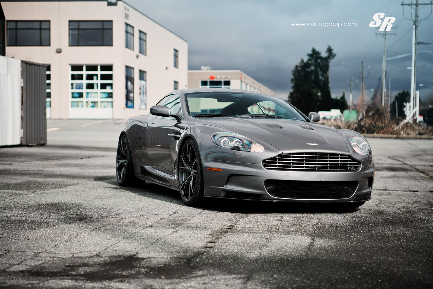 custom cars and more tuning projects: rhapsody in gray - aston