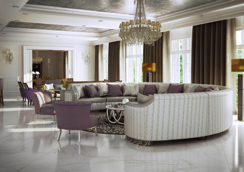 Regal Sofa Luxury Sofa Opulent Sofa Large Curved Sofa Opulent Curved Sofa Circular Sofa Semi Surcuar So Modern Curved Sofa Curved Sofa Living Room Modern #sofa #for #large #living #room