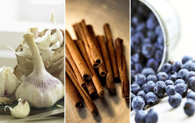 Flu Fighting Foods - http://blacklemag.com/living/foods-that-can-help-fight-colds-and-flu/