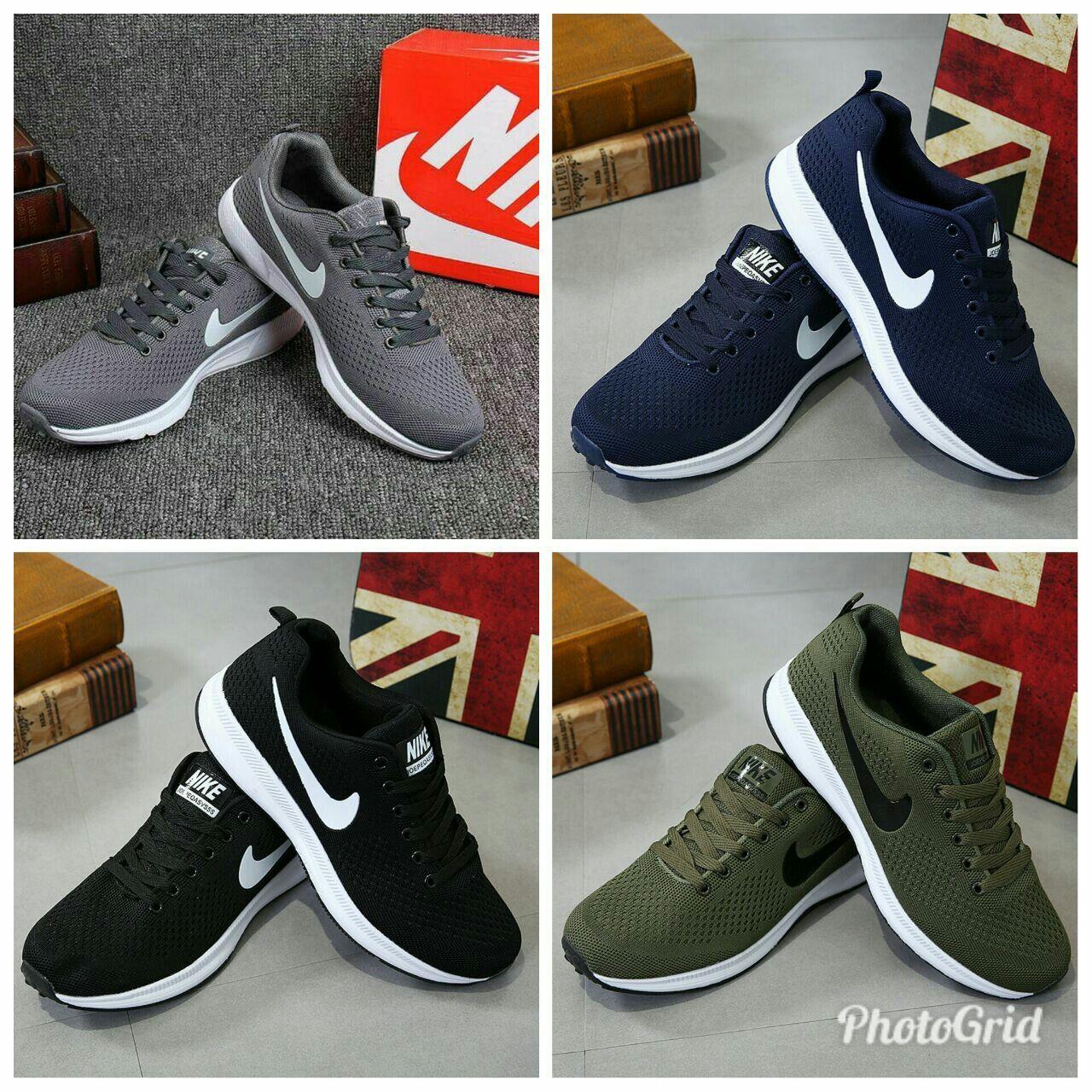 Sepatu Nike S558 A830 Men Semioriginal Heels 2 5cm Berat 7