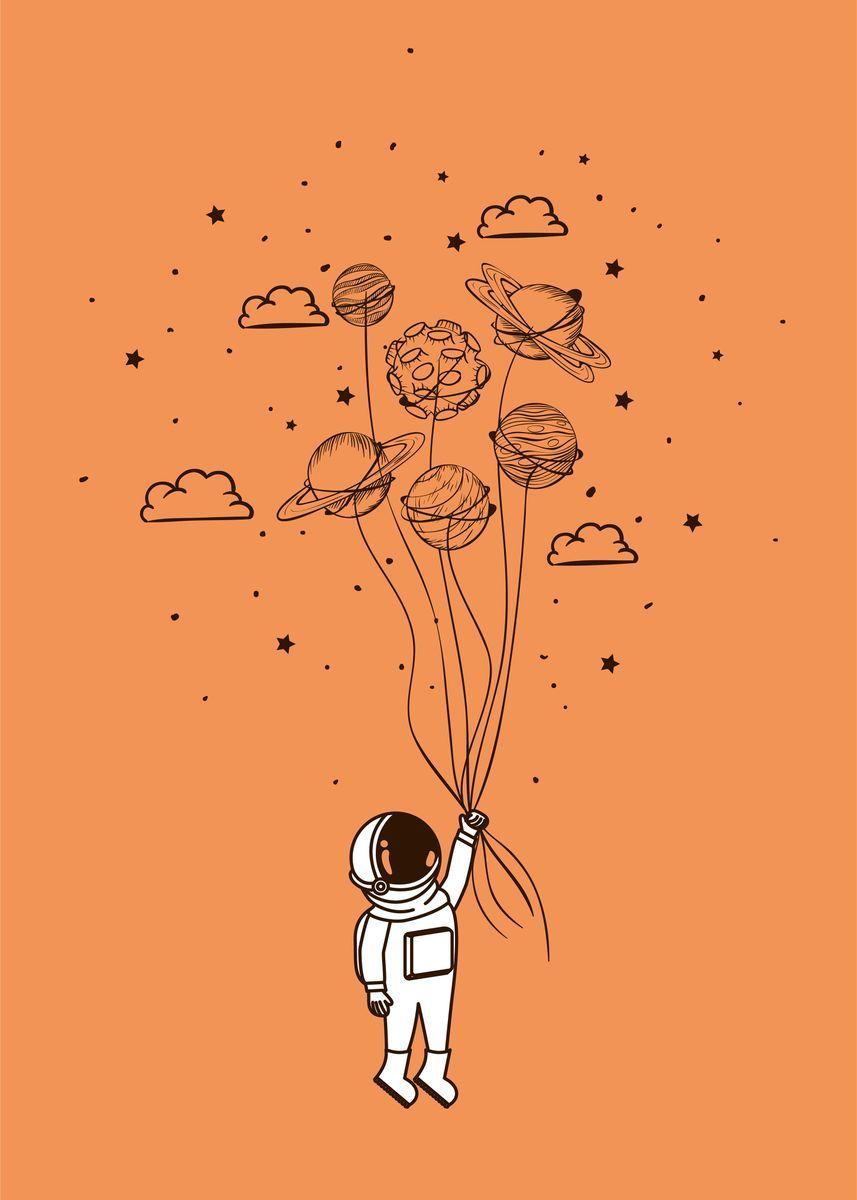 Astronaut and SpaceAstrona