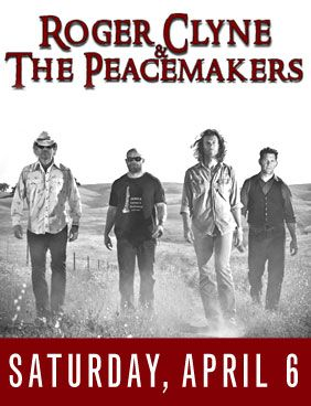 Roger Clyne and the Peacemakers - 4/6/13