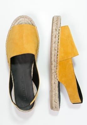 Zalando Iconics Platform sandals yellow for £50.00 (1207