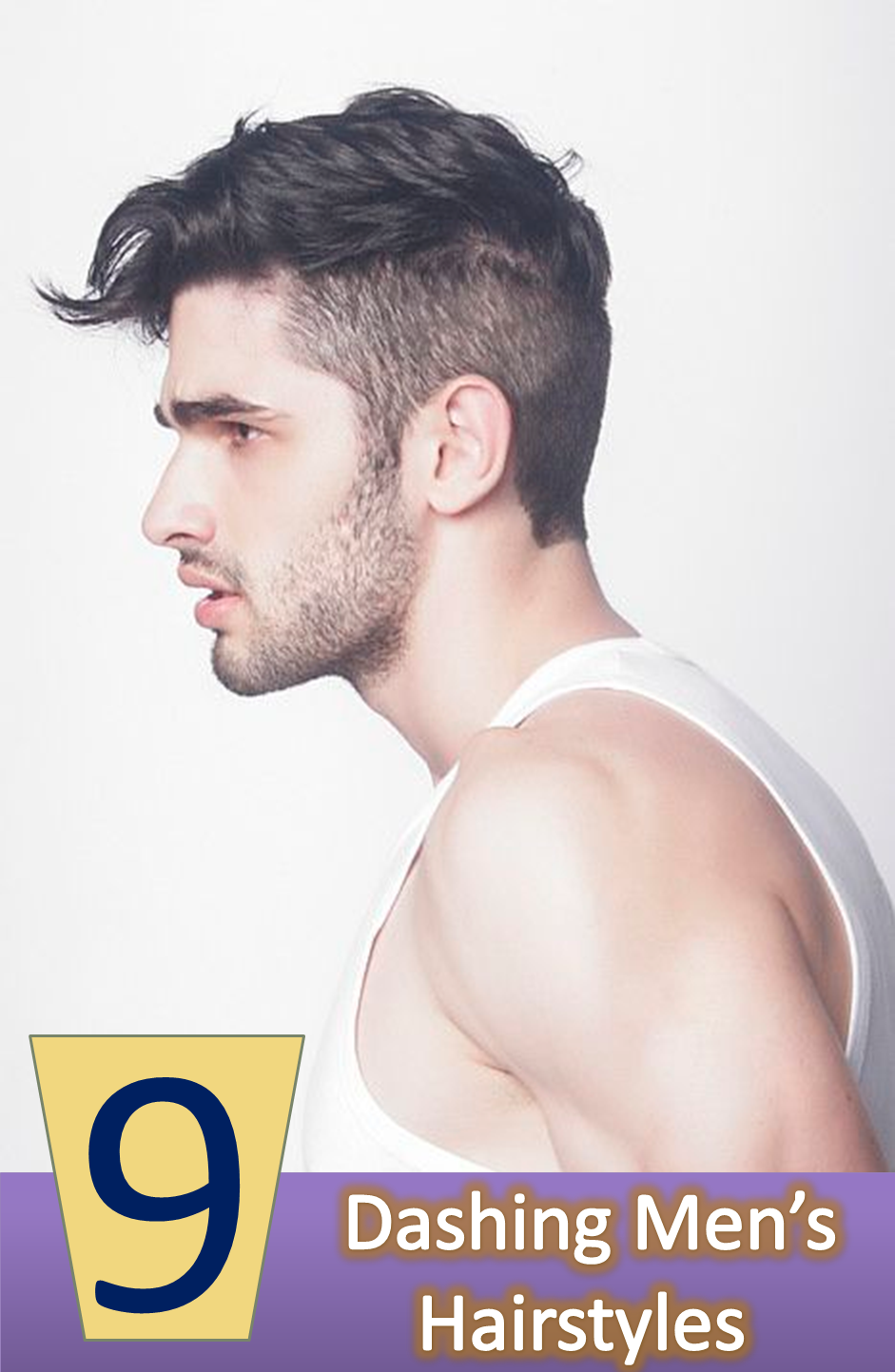 9 dashing men's hairstyles 2018 | hair type, hair style and haircuts