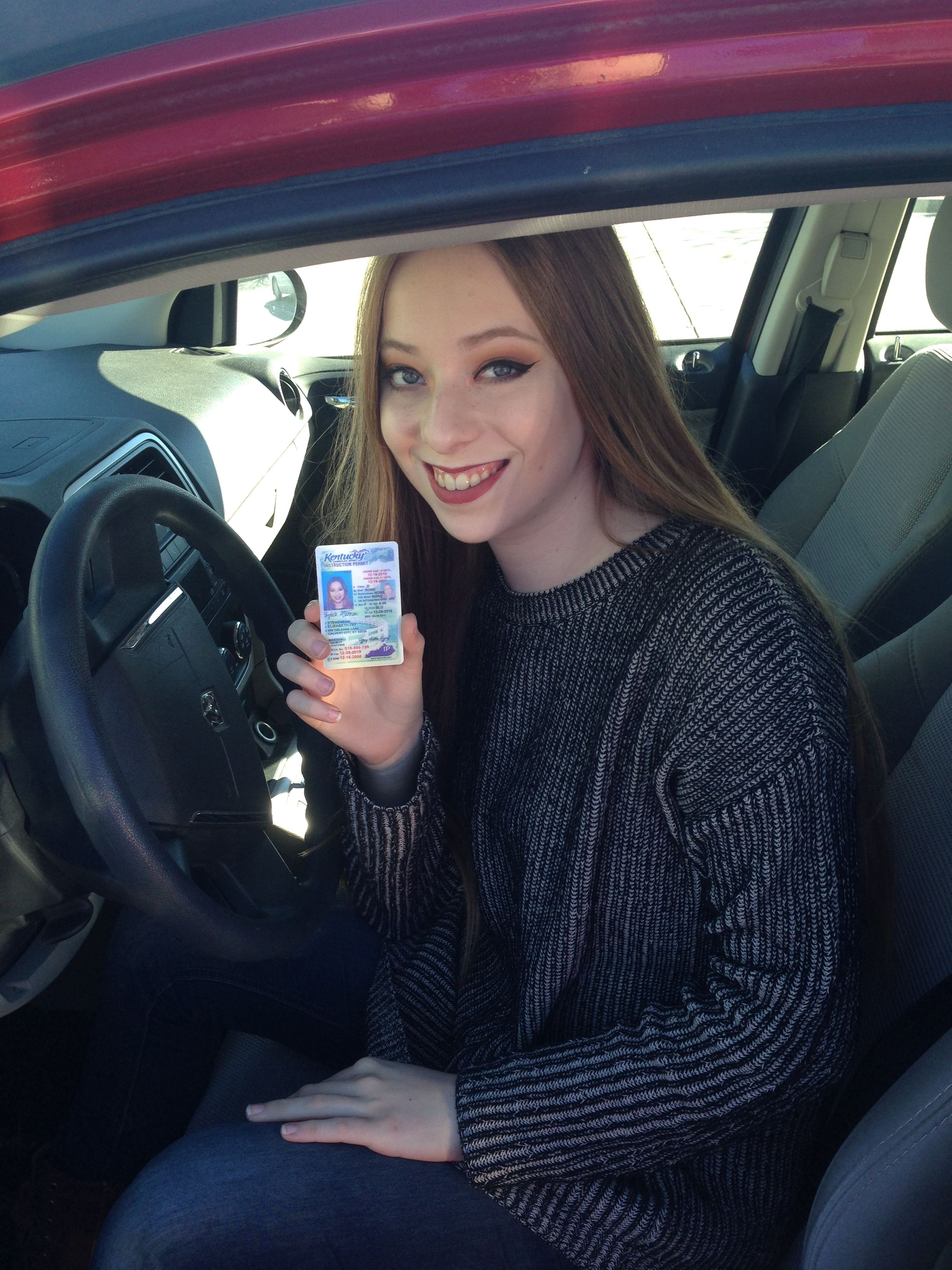 Drivers permit december 29 2016 drivers permit
