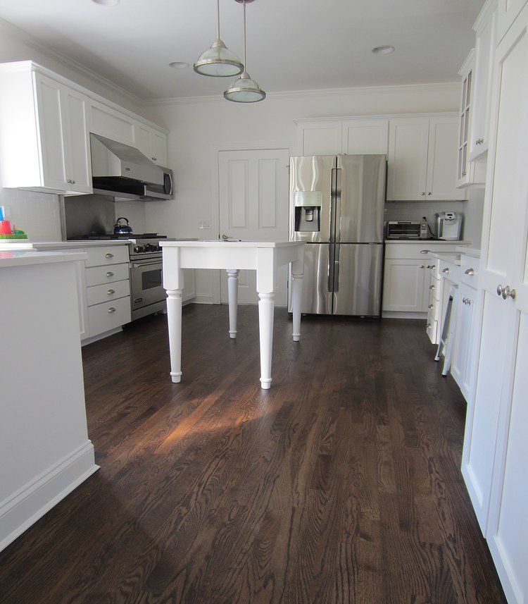 Choosing the best farmhouse style floor stain with images