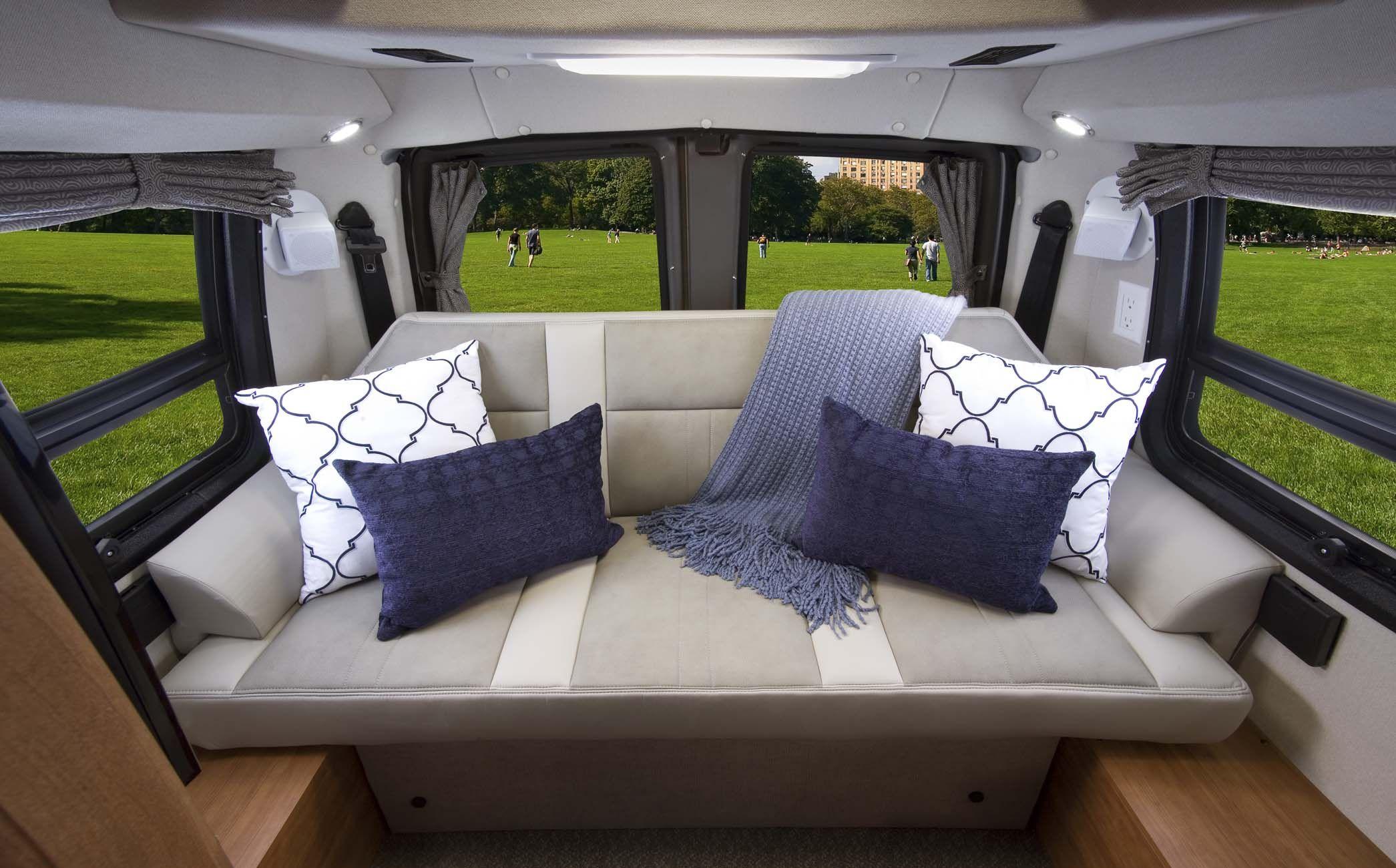 170 Versatile Interior Roadtrek, Outdoor furniture sets