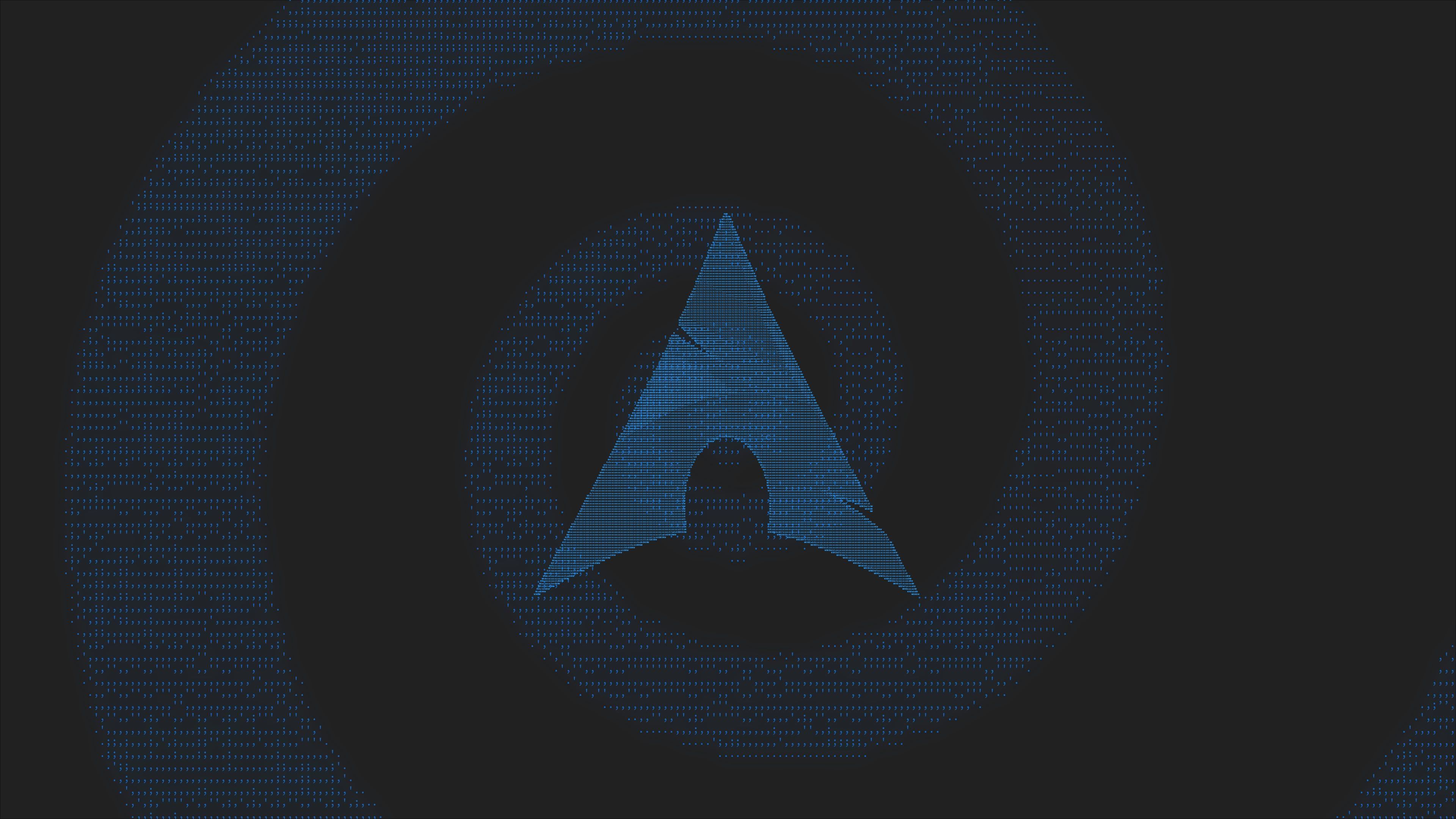 Arch Linux Minimalism 4k | The best wallpaper backgrounds