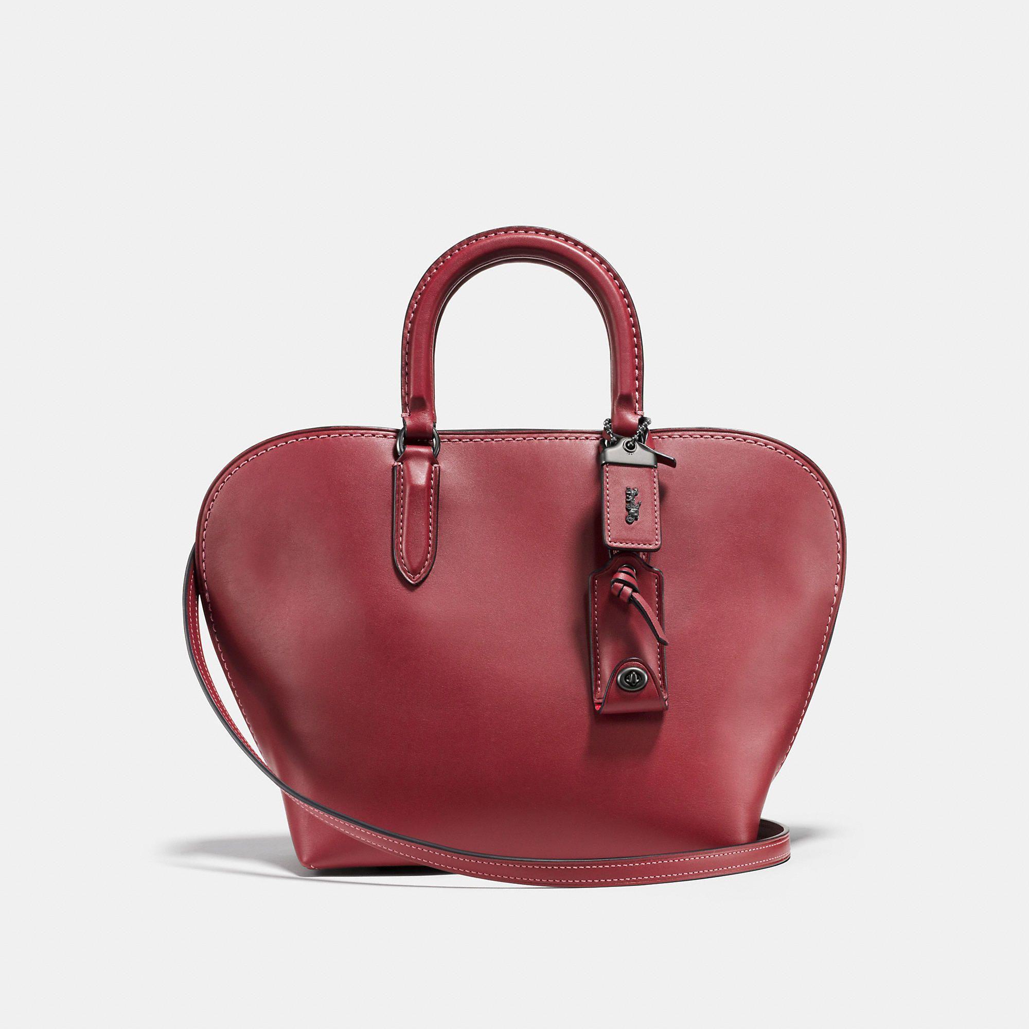 COACH COACH DAKOTAH SATCHEL 22. #coach #bags #shoulder bags #hand bags #leather #satchel #lining #