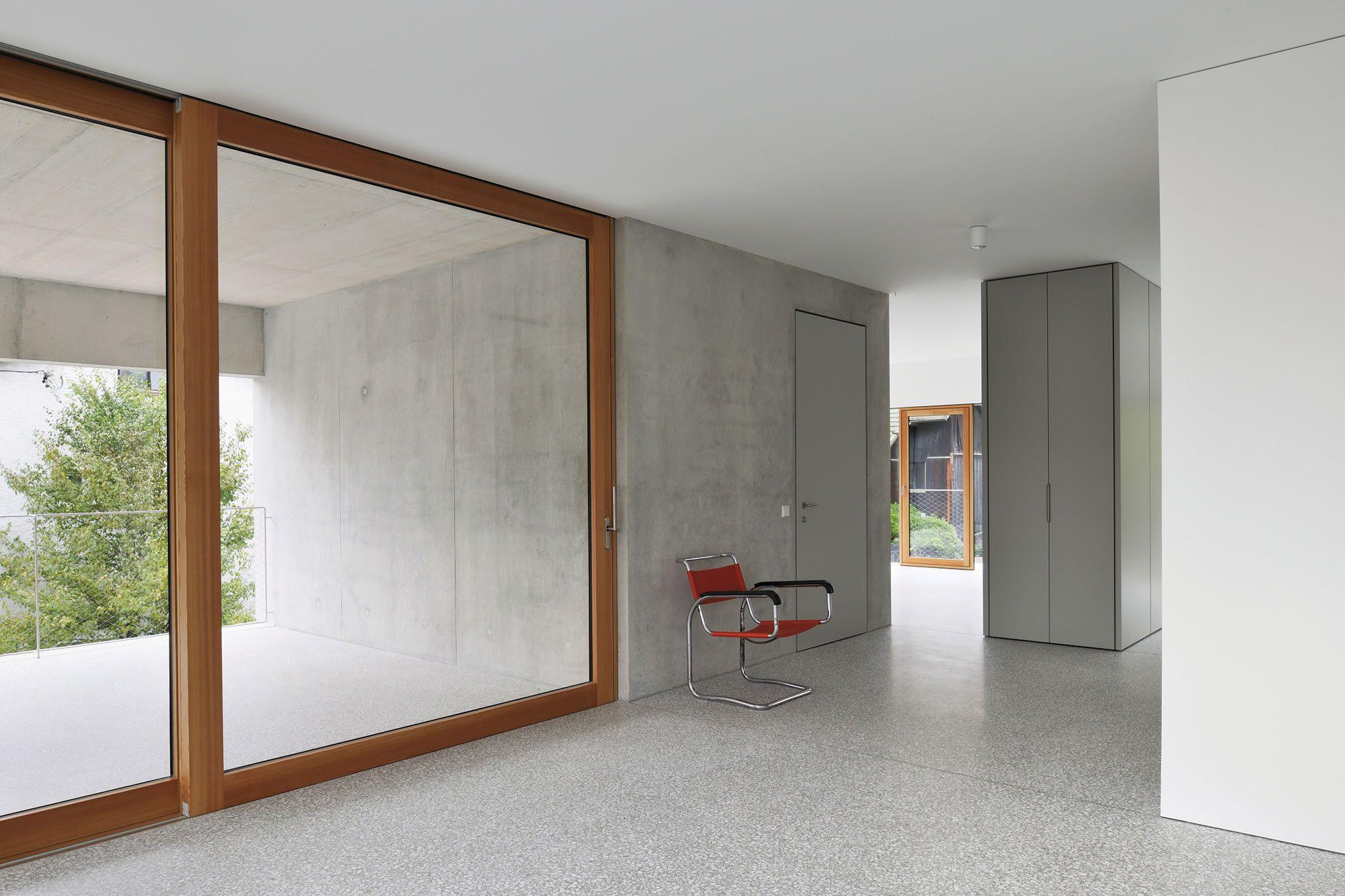 Bevk Perovic Arhitekti Miran Kambic Apartment Building Prule Divisare In 2020 House Apartment Building Interior Architecture