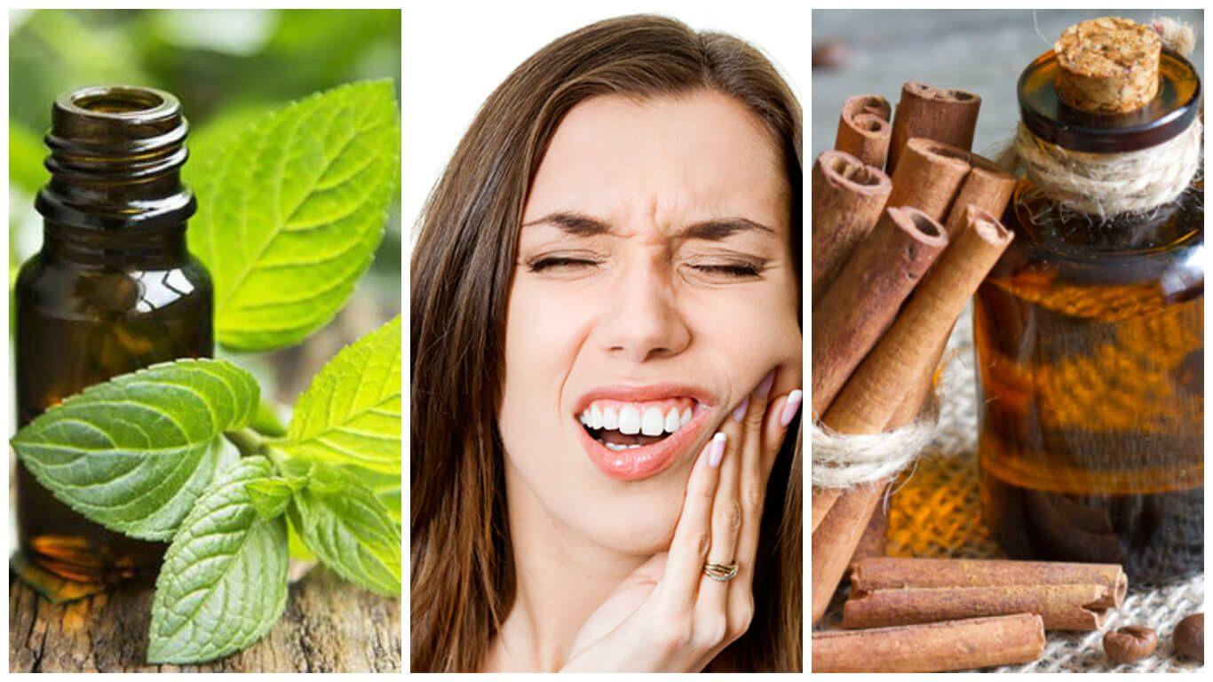 Las propiedades de algunos aceites esenciales son útiles para tratar el dolor de muelas y otros problemas que aquejan la salud bucal. ¡Descúbrelos!