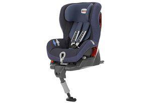 Britax Safefix Plus Child Car Seat Crown Blue - only isofix