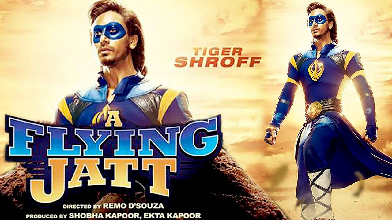 A Flying Jatt 2016 Full Movie Download, A Flying Jatt Full HD Movie 720p Blueray…