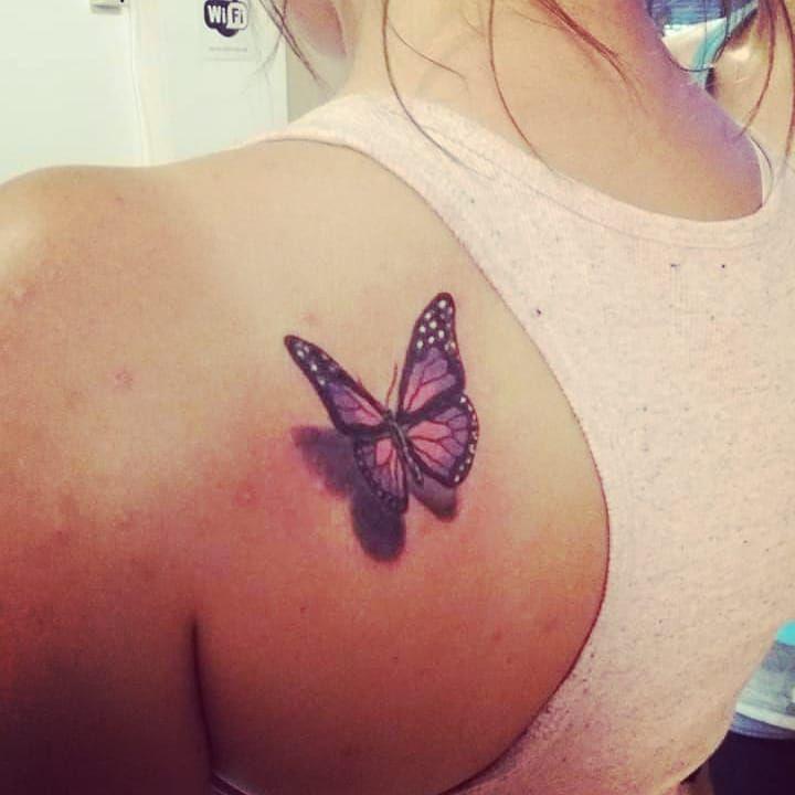 Photo of Wie lange hält ein Schmetterling Tattoo? – Seite 20 von 38 – bodyartstyle.com