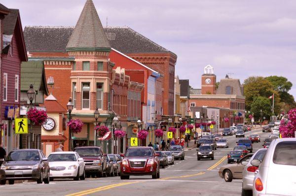 Yarmouth Nova Scotia Where Izaak Walton Killam 1950s Richest