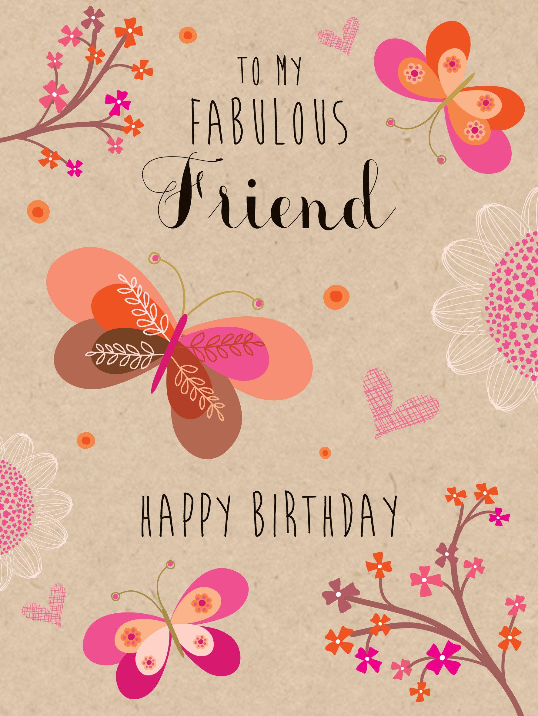 Best birthday quotes top 25 of the best and brightest birthday to my fabulous friend happy birthday birthday luxury card by hillberry kristyandbryce Gallery