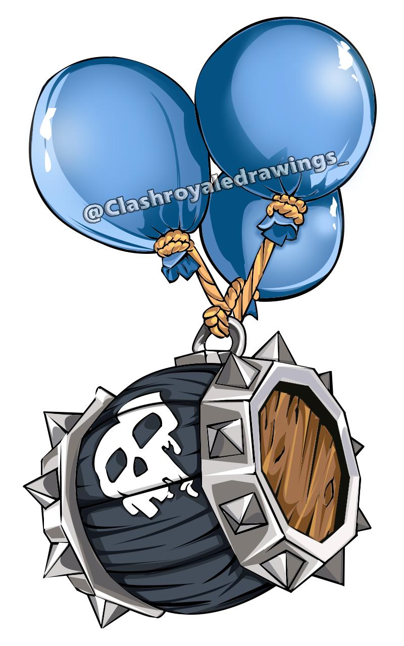 Barril con Esqueletos | Clash royale personagens, Clash of