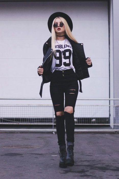 Outfits mit Hüten • 30 schöne Ideen für dieses Jahr 2018 #outfitswithhats