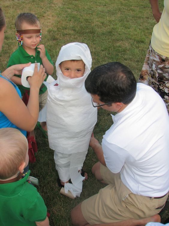 9 Frightenedly Fun Halloween Games for Kids