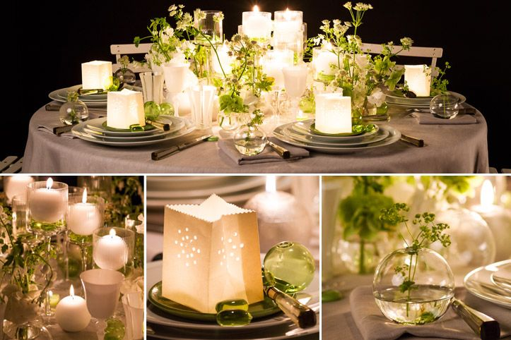 Decorations D Ambiance Table Mariage Jungle E Options Net