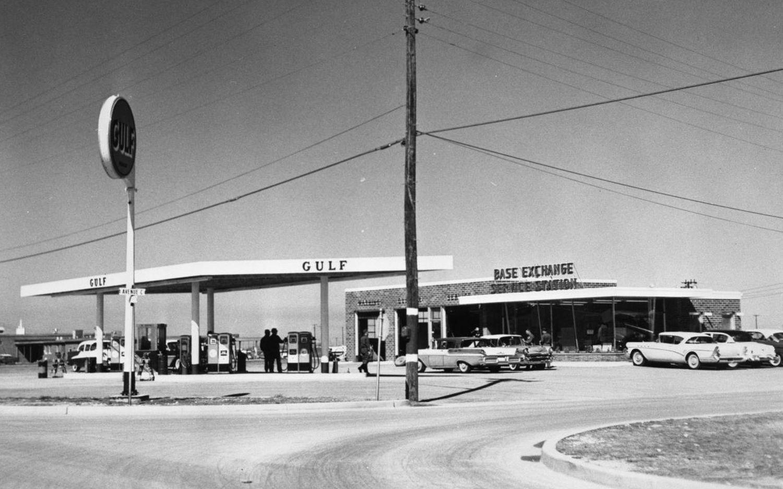 abilene in the 50s Google Search Abilene, American gas