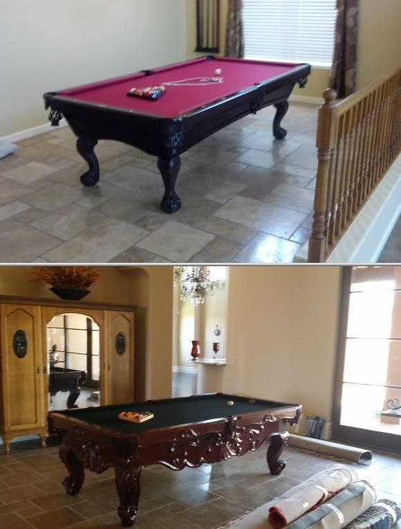 A Billiards Is One Of The Best And Most Experienced Pool Table - Pool table movers phoenix
