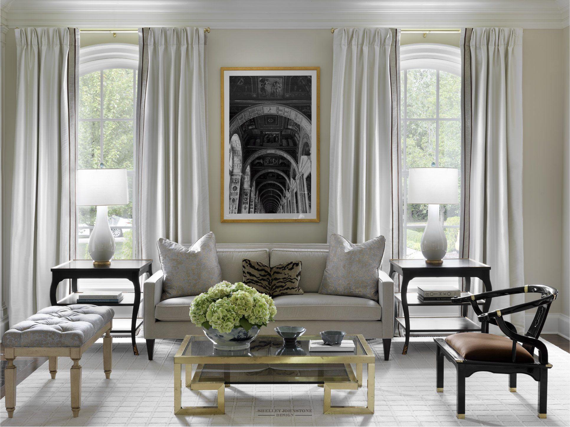 Shelley Johnstone Design Spring Living Room Luxury Interior Luxury Interior Design