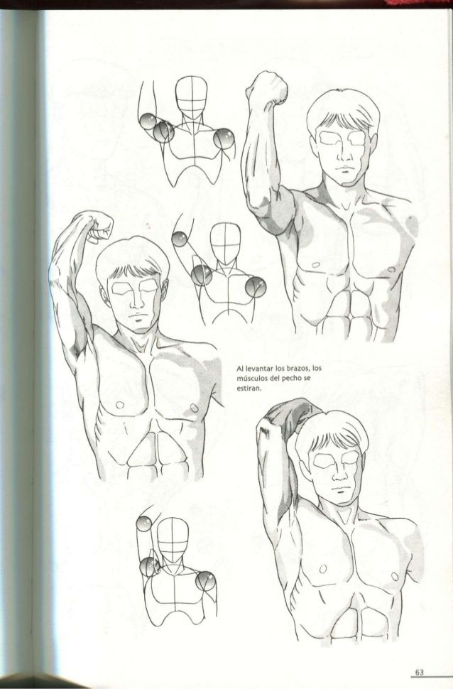 Resultado de imagen para dibujar cuerpo de hombre | Drawing ...
