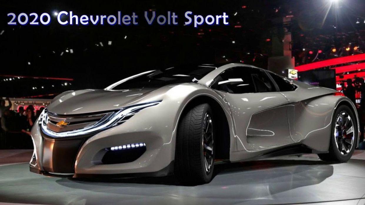 2020 Chevrolet Volt Engine