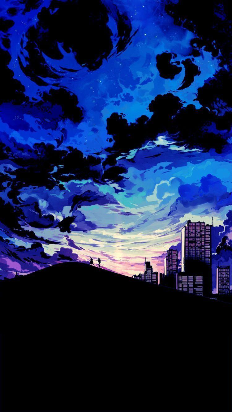 21+ Anime Wallpaper Iphone Xs Max - Baka Wallpaper