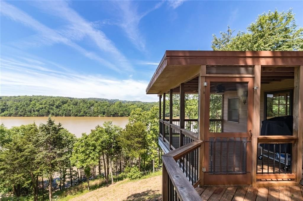Beautiful Beaver Lake front home for sale in Lowell AR See more