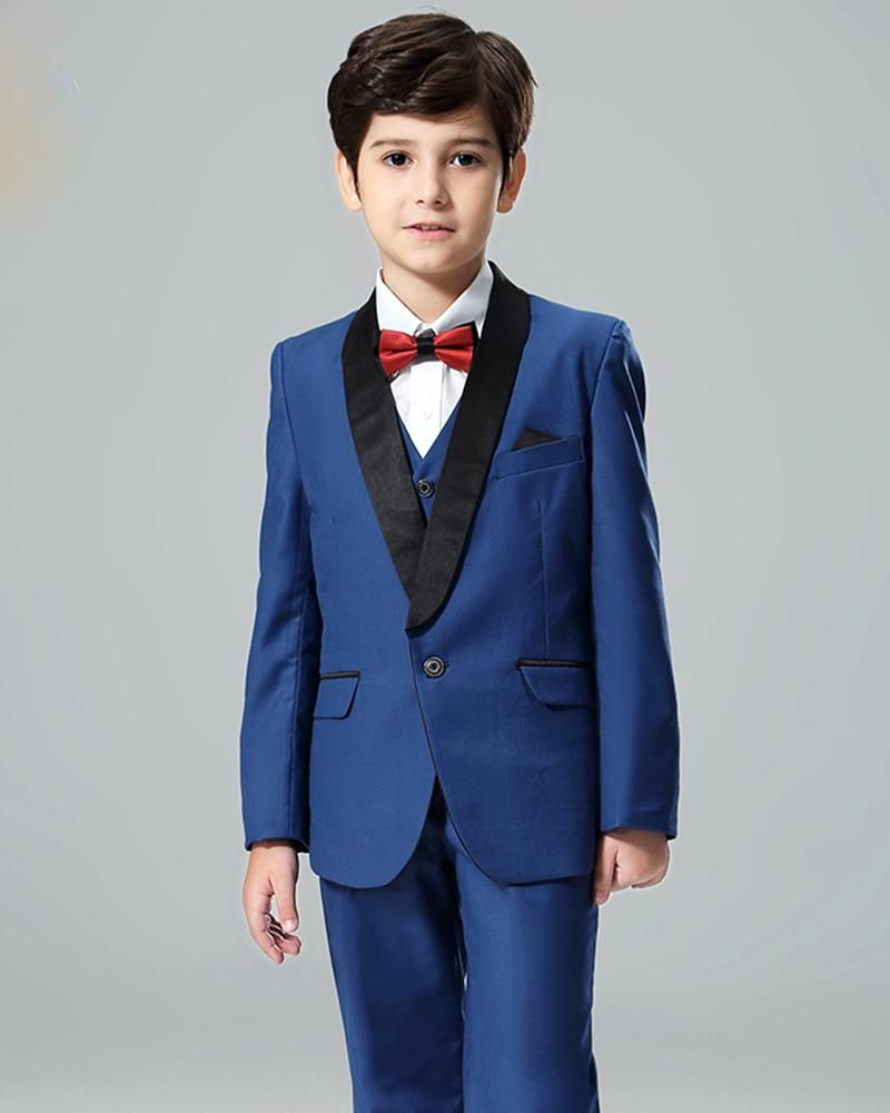 Grey Navy Black Boys Suits Boys Wedding Suits 0-3 to 14 Yrs Page Boy Suits