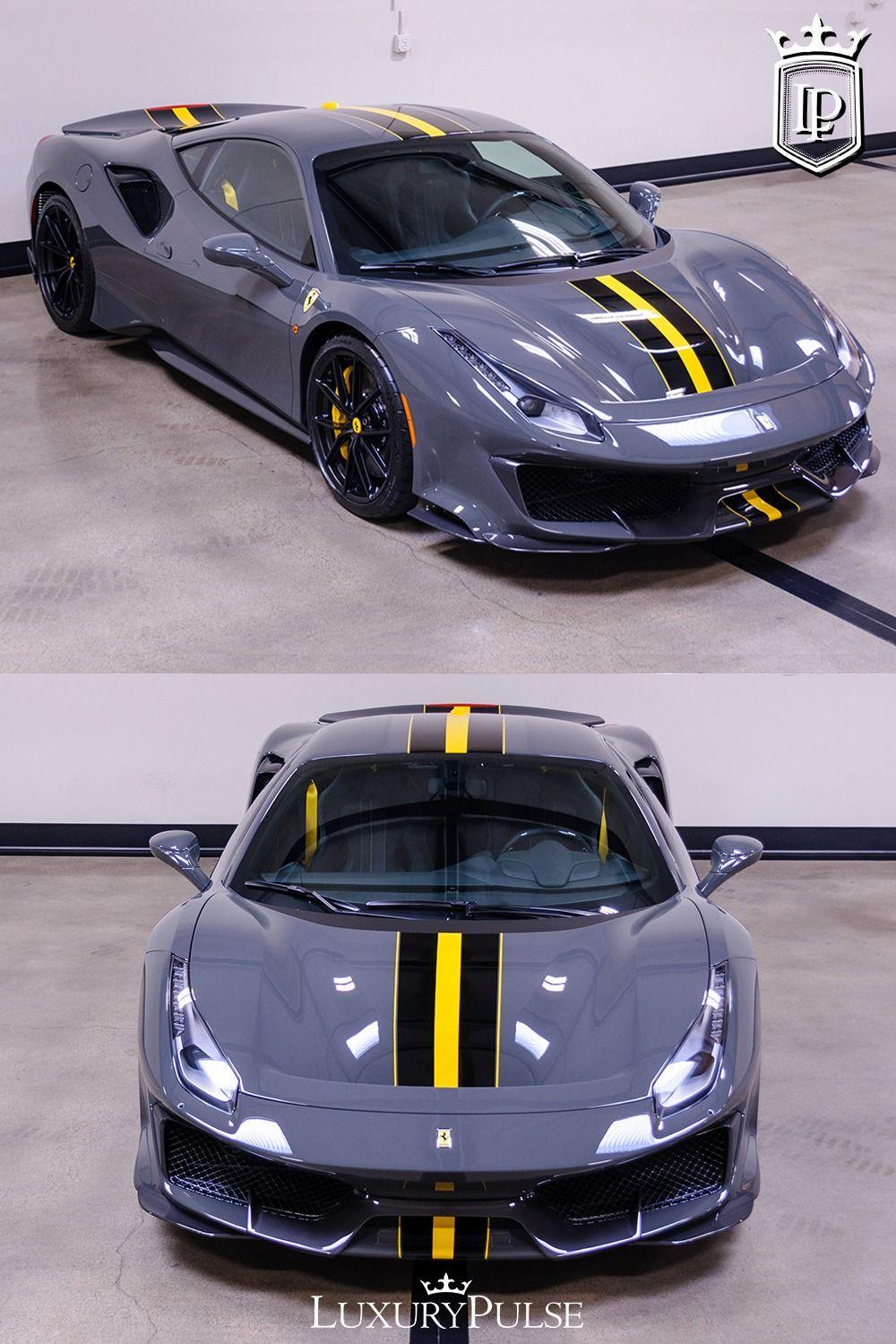 Ferrari 488 Pista In 2020 Ferrari 488 Ferrari Super Cars