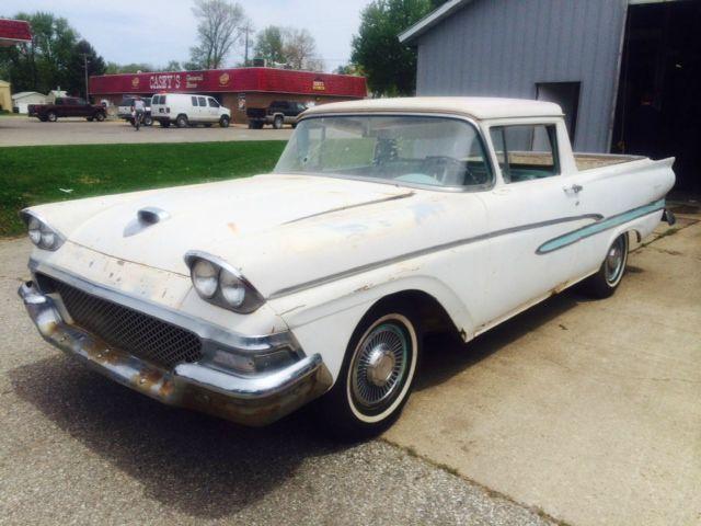 1958 ford ranchero for sale in cedar falls ia - 1958 Ford Ranchero For Sale