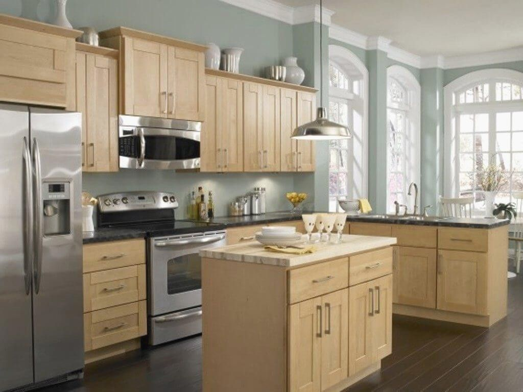 what color should i paint my kitchen with oak cabinets on what color should i paint my kitchen id=58073
