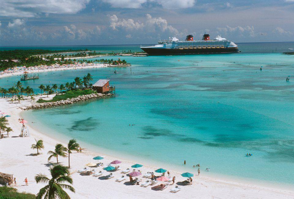 Beautiful Castaway Cay Disney S Private Island In The Bahamas Castaway Cay Bahamas Island Disney Cruise Line