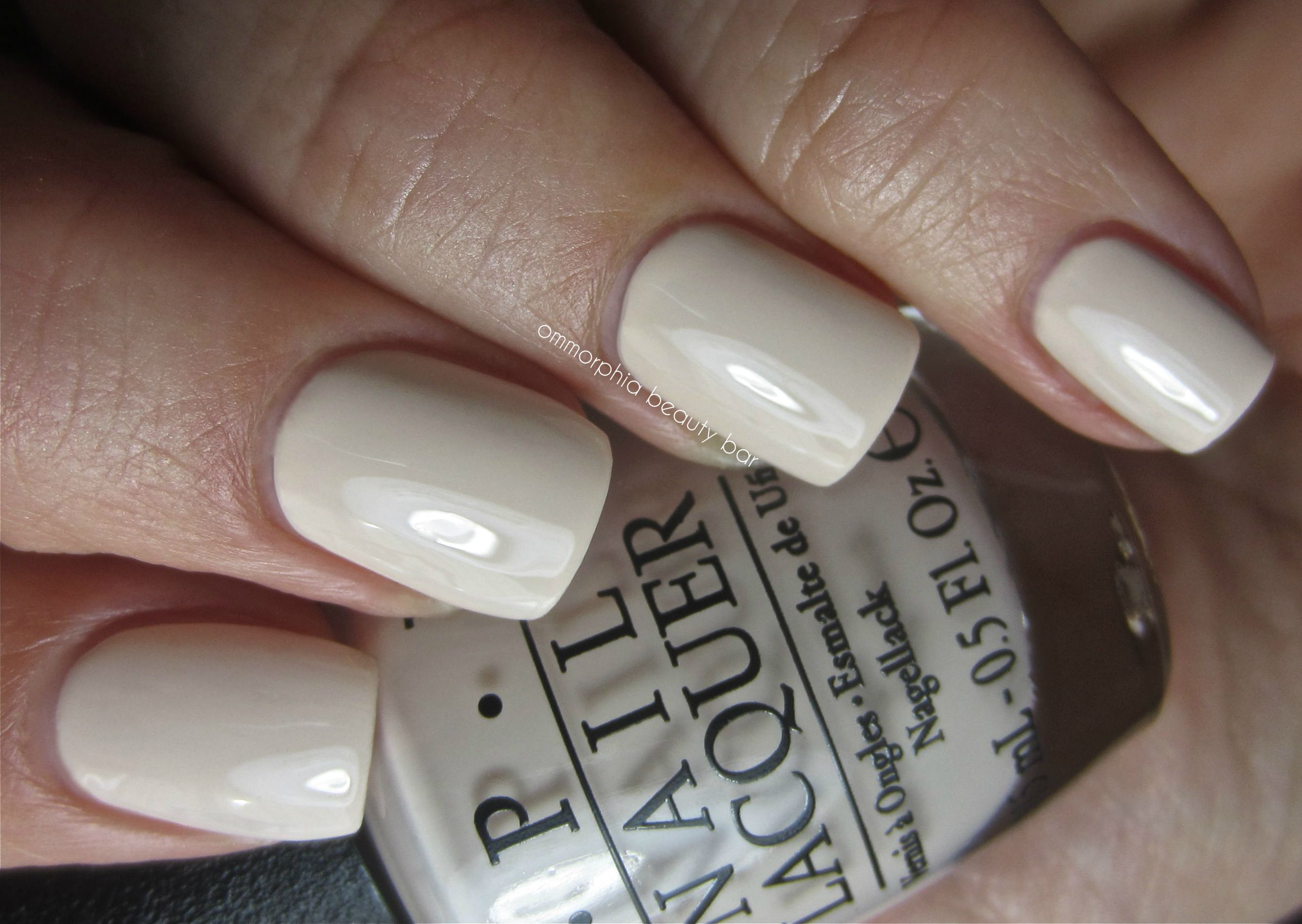 orly my vampire is buff swatch | OPI My Vampire Is Buff swatch 2 ...