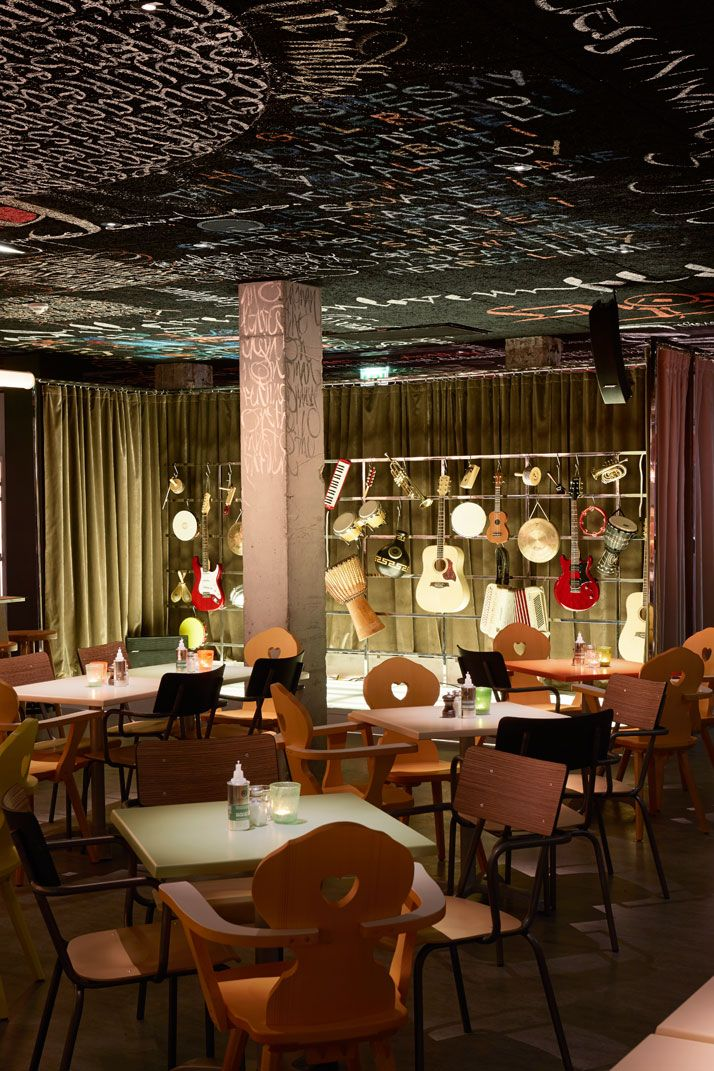 The new mama shelter hotel bordeaux france by philippe starck
