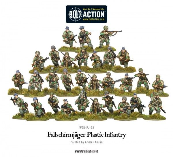 Rules: Geronimo! Using Air-landing reinforcements in Bolt Action