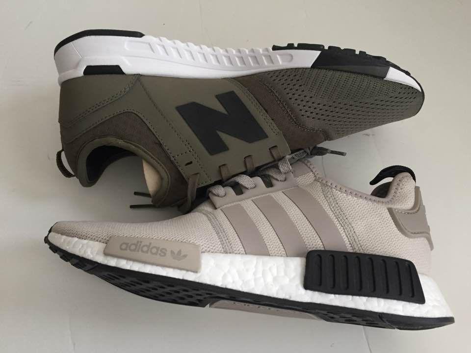new balance shoes vs adidas nmd xr1 grey